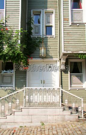 turkish front door