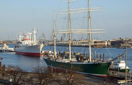 museum ships in hamburg