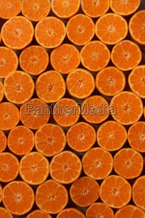 orange fruit citrous fruit tangerine backdrop