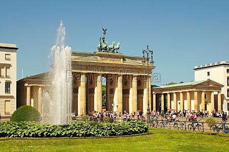berlin deutschland kultur geschichte brandenburger tor