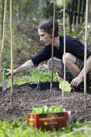 personas gente hombre relajacion jardin cama