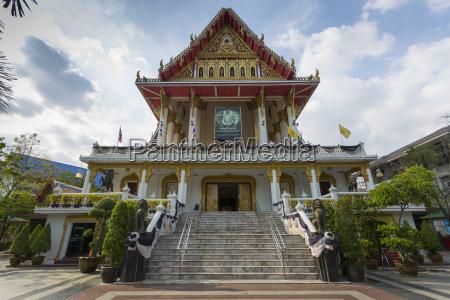 wat samphandhawongs bangkok thailand southeast asia
